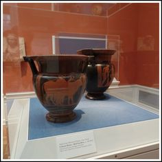 April's Homemaking: Our Visit to the Portland Art Museum - Greek Pottery