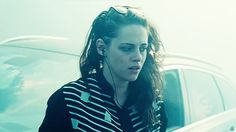 Kristen , Co -star of Juliette Binosh herself - Clouds of Sils Maria - Official Trailer 2015 . And I love that professional dowble back up too - grand merci a bon ,Juliette :)))