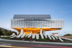 Bill & Melinda Gates Hall / Morphosis Architects