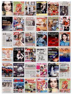 Coperti reviste noi - 25 aprilie 2013