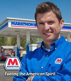 Supporting my mans career Marathon Petroleum Company Engineering Careers, Petroleum Engineering, American Spirit, Gas Station, Marathon, Polo Ralph Lauren, Mens Tops, Beauty, Products