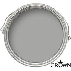 Crown Period Collection Pencil Point - Flat Matt Emulsion Paint - 2.5L