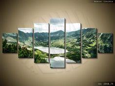 ArtGaleria Modny Obraz drukowany 210x100cm