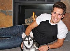 James Maslow And Fox 2014