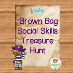 This activity is a fun way to engage your students in a getting to know you activity with their peers.  It would be a fun ice breaker to start the school year!  Explain that good friends are a treasure and we are going on a treasure hunt to find out information about each other to help us become friends.