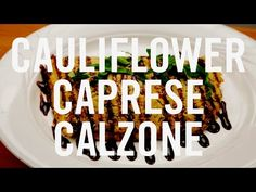 Cauliflower Crust Calzones | Babble