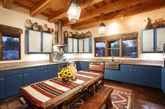 Santa Fe Hacienda by Chandler Prewitt Design | HomeAdore