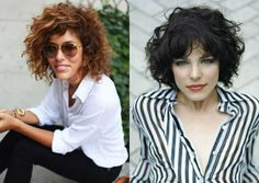 Try Short Curly Hairstyles 2017 For Any Occasion //  #2017 #Curly #Hairstyles #occasion #Short
