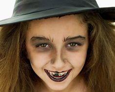Halloween Makeup For Kids, Kids Makeup, Halloween 2020, Halloween Diy, Happy Halloween, Halloween Decorations, Halloween Stuff, Ideas Maquillaje Halloween, Maquillage Halloween