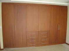 Closets de madera, closets modernos Bogotá, closets madera