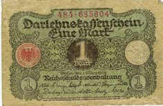 WWII-era foreign currency