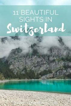 The most beautiful places in Switzerland are often hidden high in the mountains, tucked into quiet valleys or scattered along the shores of emerald lakes. From castles immortalized by poets to crystal clear streams, these are 11 of the most beautiful plac Europe Travel Tips, European Travel, Travel Destinations, Travel Guides, Swiss Travel, Cool Places To Visit, Places To Go, Places In Switzerland, Switzerland Itinerary