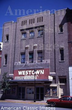 Westown Theatre - Bay City, Michigan