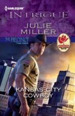 Kansas City Cowboy by Julie Miller (The Precinct Task Force, #2). Finished March 05, 2013.