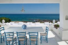 Stupenda casa bianca con giardino e vista mare #CavaGrande #Siracusa #Sicilia
