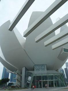 Art Science museum, Singapore.