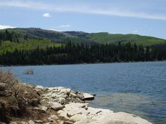 Strawberry Reservoir - Utah