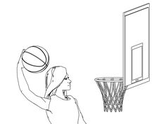 nice Sports And Sports Character Coloring Pages Check more at http://wecoloringpage.com/sports-and-sports-character-coloring-pages/
