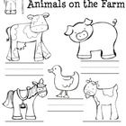 A quick and easy activity for young learners. Students need to label each of 5 farm animal pictures (cow, pig, duck, horse, goat). Students can...