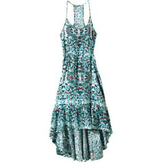 Get ready for warm weather when you wear the Element Women's Bali Dress to your friend's backyard barbecue or to your city's free concert series in the park.