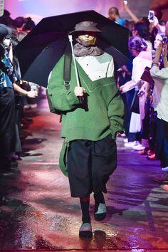 Raf Simons   Menswear - Spring 2018   Look 34