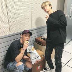 bobby and b. Korean Wave, Korean Music, Bi Rapper, Bobby, Ikon Debut, Double B, Fandom, Kim Hanbin, Korean Bands