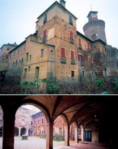 Castello di Sartirana lomellina, Pavia