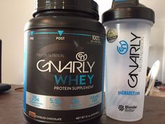 Gnarly Protein - Giveaway! Ends Thursday, June 25!