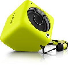Philips PIX3L wireless portable speaker BT1300L | Flickr - Photo Sharing!