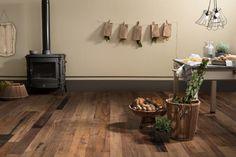 Dark Wooden Floor, Praha, Brown Wood, Wooden Flooring, Home Appliances, Wood Floor, House Appliances, Wood Flooring, Parquetry