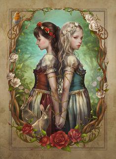 Snow White and Rose Red...  http://xn--80aapluetq5f.xn--p1acf/2017/01/15/snow-white-and-rose-red/
