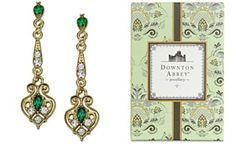 PBS launches the Downton Abbey Jewelry Collection for the holiday season