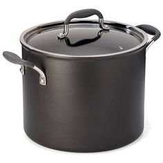 Executive Nonstick 12-qt. Stockpot. Shop now or join my team @ www.pamperedchef.biz/jmenting Join me on Facebook for more recipes, tips and ideas: https://www.facebook.com/JenniferMentingsPamperedChefPage/. Contact me to get some FREE.