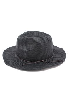 This mysterious hat can bend into whatever style you please.
