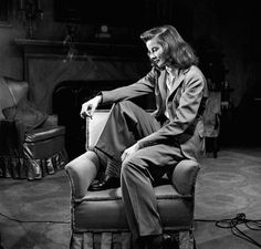 Katharine Hepburn by Alfred Eisenstaedt/The LIFE Picture Collection/Getty Images.
