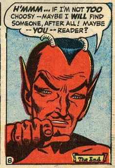 Maybe--YOU--reader?
