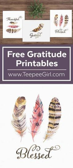 These FREE gratitude printables are the perfect decor during the holidays or any time you want to be reminded of your blessings! This is a set of three printables, and each printable come in size & These are perfect for gallery walls, gifts, and Printable Calendar Template, Printable Wall Art, Free Printables, Printable Scripture, Scripture Art, Wow Art, Gallery Walls, Mason Jar Crafts, My New Room