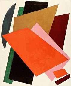 Liubov Popova, Painterly Architectonics, 1917 Oil on canvas, 107 x 88 cm Modern Art, Contemporary Art, Art Abstrait, Art Graphique, Russian Art, Muted Colors, Sculpture Art, Oil On Canvas, Art Photography