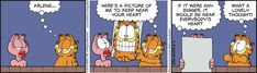 Garfield by Jim Davis for May 4 2018