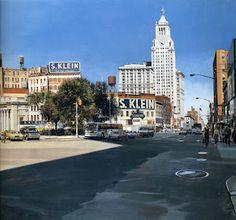 Union Square, Richard Estes