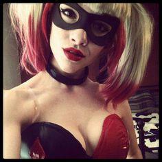 Harley Quinn cosplay by Lyz Brickley