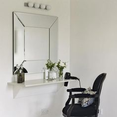 Space saving Wall Mounted  Dressing Table