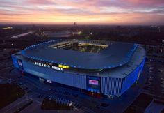 Parkeren aan de Ghelamco Arena op niet-wedstrijddagen - KAA Gent