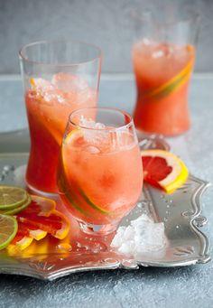 Pink Grapefruit Recipes