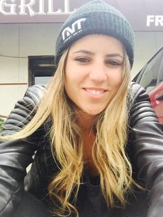 My favorite skater is also super cute. Leticia Bufoni.