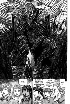 Read manga Berserk Chapter 315 online in high quality