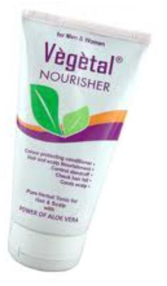 Buy Vegetal Hair Nourisher Online at mygreenkart.com. Best Range of chemical free natural hair care products.
