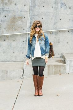 how to wear a blanket scarf - brightontheday 47