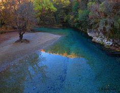 Voidomatis river, Epirus region