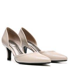 LifeStride Women's Serenity Medium/Wide Pump Shoe